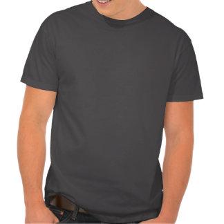 Rotes kariertes Boombox T-Shirts