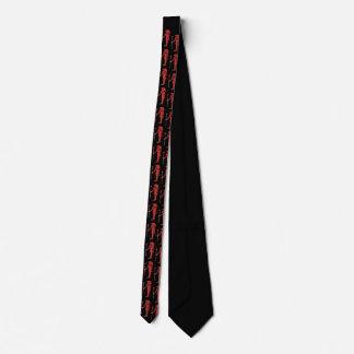 Rotes kek krawatte
