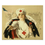 Rotes Kreuz Plakate