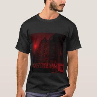 rotes Licht Amsterdams T-Shirt