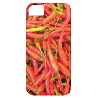 Rotes Paprika-Muster iPhone 5 Cover