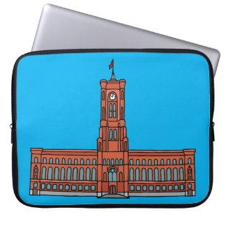 Rotes Rathaus Berlin Laptopschutzhülle