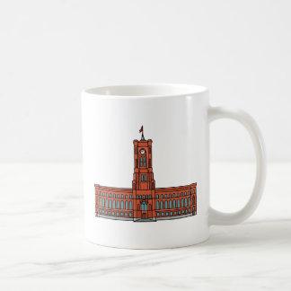 Rotes Rathaus Berlin Tasse