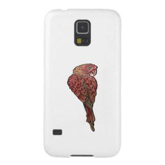 Rotes Scharlachrot Galaxy S5 Hülle