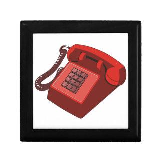 ROTES TELEFON ERINNERUNGSKISTE