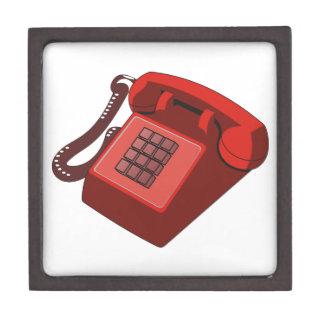 ROTES TELEFON KISTE