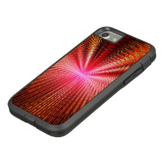 Rotes Unendlichkeits-Feed-back Case-Mate Tough Extreme iPhone 8/7 Hülle