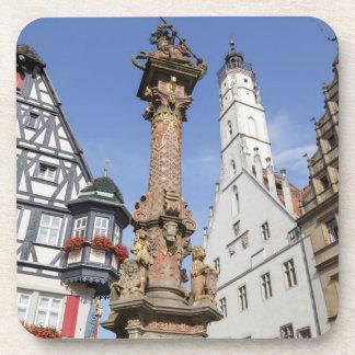 Rothenburg ob der Tauber im Bayern Untersetzer