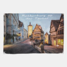 Rothenburg ob der Tauber Küchentuch