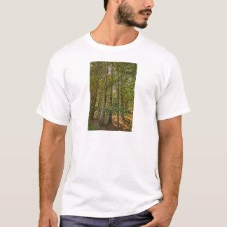 Rotholz-Waldung T-Shirt