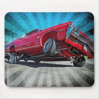 RotLowrider Chevy Impala 1968 Mousepad