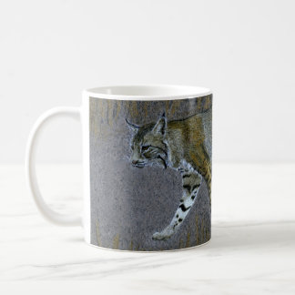 Rotluchs Kaffeetasse