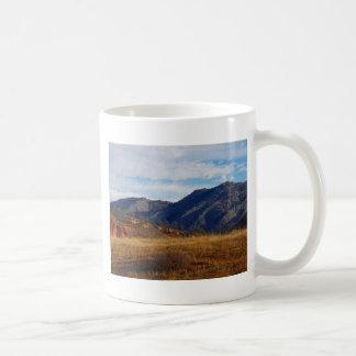 Rotluchs Ridge Kaffeetasse