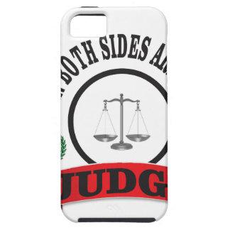 Rotskalarichter iPhone 5 Case