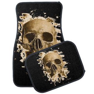 Rotten Skull – brownish Automatte