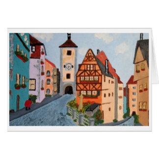 Rottenburg Karte