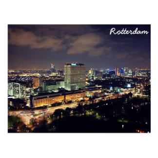 Rotterdam, die Niederlande Postkarte