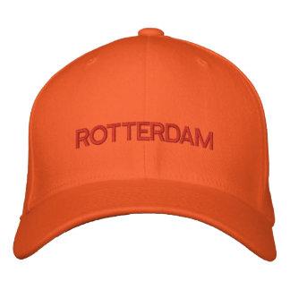Rotterdam-Kappe Bestickte Kappe