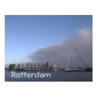 Rotterdam-Skyline Postkarte