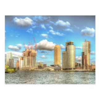 Rotterdamn Postkarte