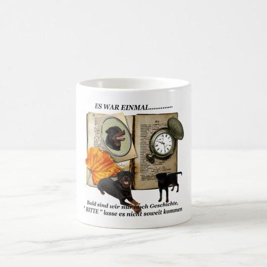 Rottibuch Kaffeetasse
