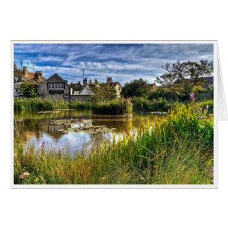 Rottingdean Teich Karte
