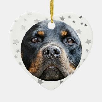 Rottweiler | keramik ornament