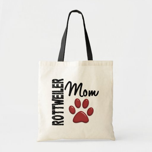 Rottweiler Mamma 2 Tragetasche