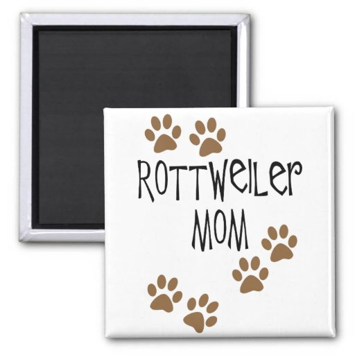 Rottweiler Mamma Magnete