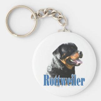 Rottweiler Name Schlüsselanhänger