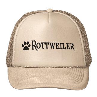 Rottweiler (Piratenart mit pawprint) Kult Mützen