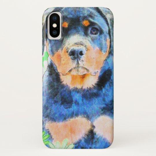 Rottweiler Welpe Galaxy Nexus Cover