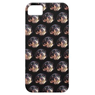 Rottweiler Welpen-Liebe Rott Hundehunde- deutsche Hülle Fürs iPhone 5