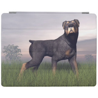 Rottweiller Hund iPad Smart Cover
