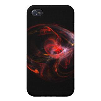 Rotverschiebung: Abstrakte Grafik: iPhone 4/4S Cover