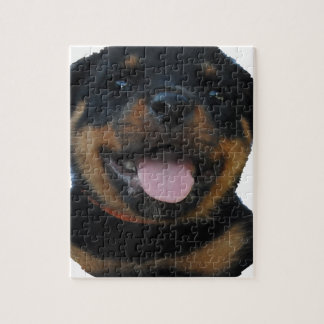 rotweiler Welpe Puzzle