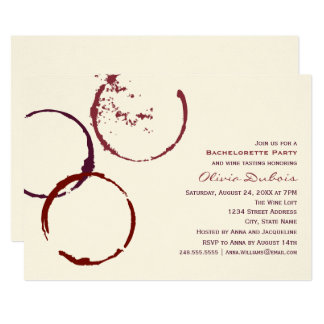 Rotwein-Thema des Karte