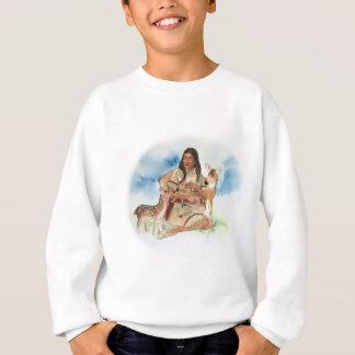 Rotwild-Clan bemuttern Sweatshirt