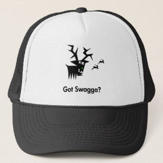 Rotwild erhielten Swagga Truckerkappe