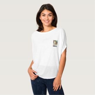 Rotwild im Tageslicht und im Mondschein T-Shirt