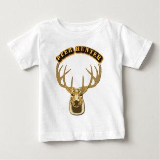 Rotwild-Jäger Baby T-shirt