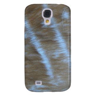 Rotwild-Pelz Galaxy S4 Hülle