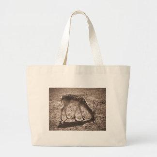 Rotwild-Zeichnen Einkaufstaschen