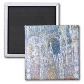 Rouen-Kathedrale Quadratischer Magnet