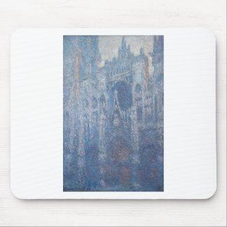 Rouen-Kathedrale, voller Tag durch Claude Monet Mousepad