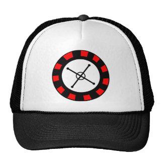 Roulette-Rad Cap