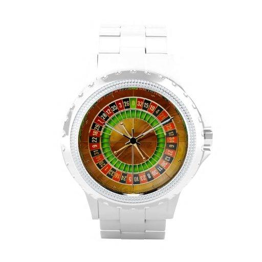Roulette-Rad Uhren