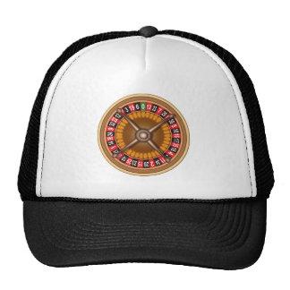 Roulette-Radhüte - wählen Sie Farbe Baseballcap