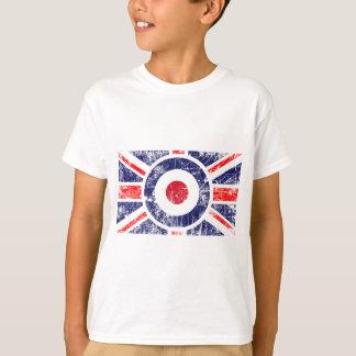 Roundel Ziel-Mod-BRITISCHER T-Shirt
