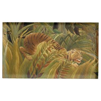 Rousseau Dschungel-tropische Platzkartenhalter